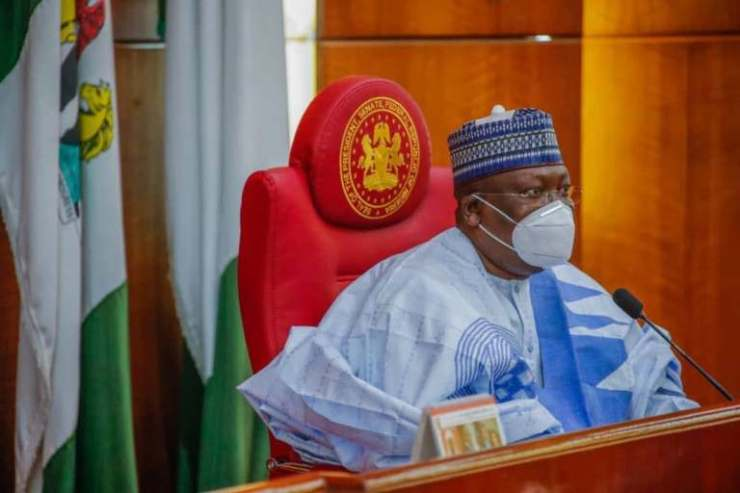 Senate President blasts Southern Governors over call for restructuring