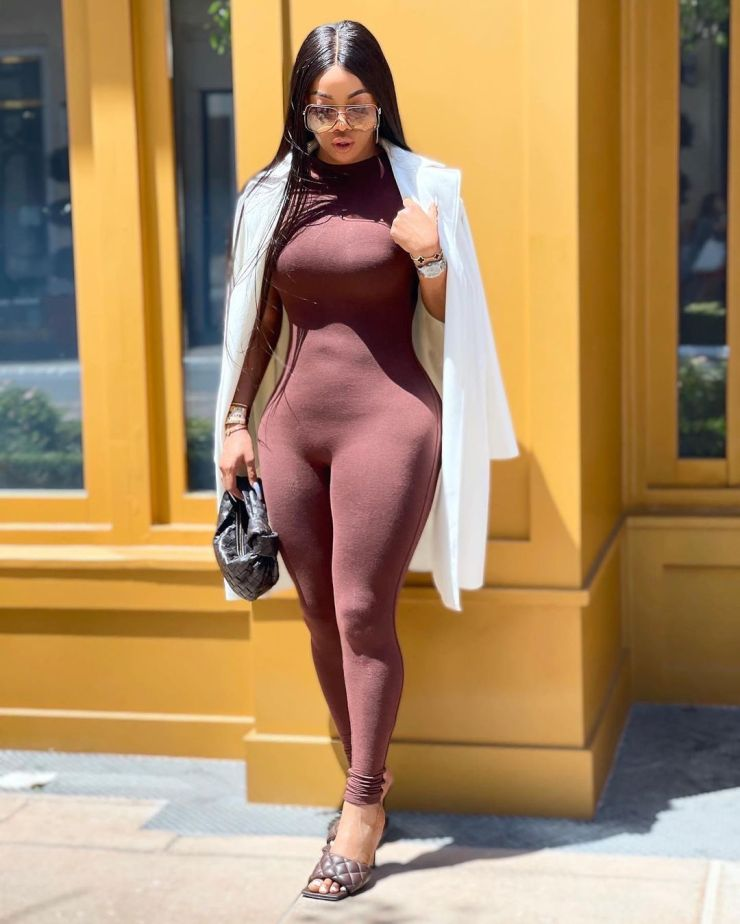 """I can't risk going to hell for anybody"""" – Toke Makinwa"""