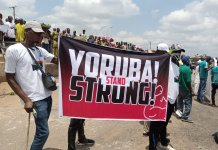 Yoruba nation rally