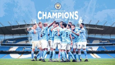 Manchester City confirmed as Premier League champions