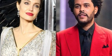 Angelina Jolie and The Weeknd spark dating rumors