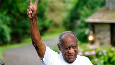 Bill Cosby issues first statement after prison release