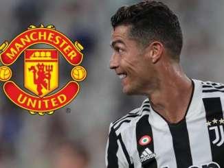 Ronaldo close to Man Utd return in £24m transfer from Juventus