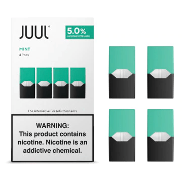 Mint Juul Pods for sale