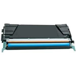 Lexmark X734 kompatibilni toner (cyan)