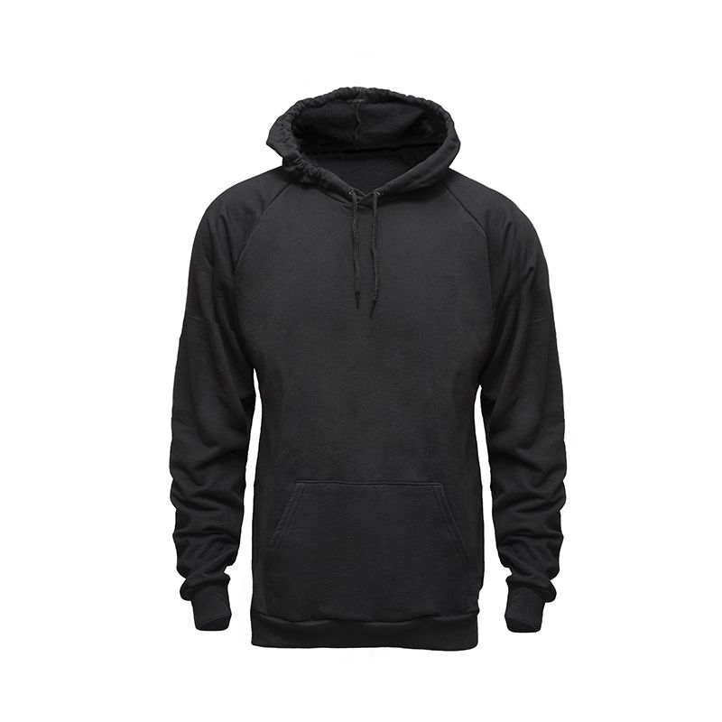 black male hoodie apparel product photography