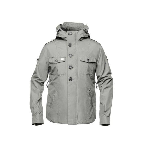 fisherman coat grey ghost apparel photography
