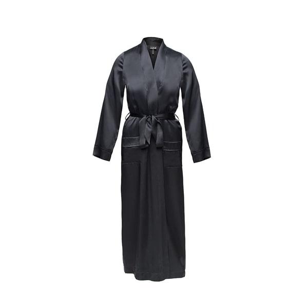 silk robe ghost apparel photography
