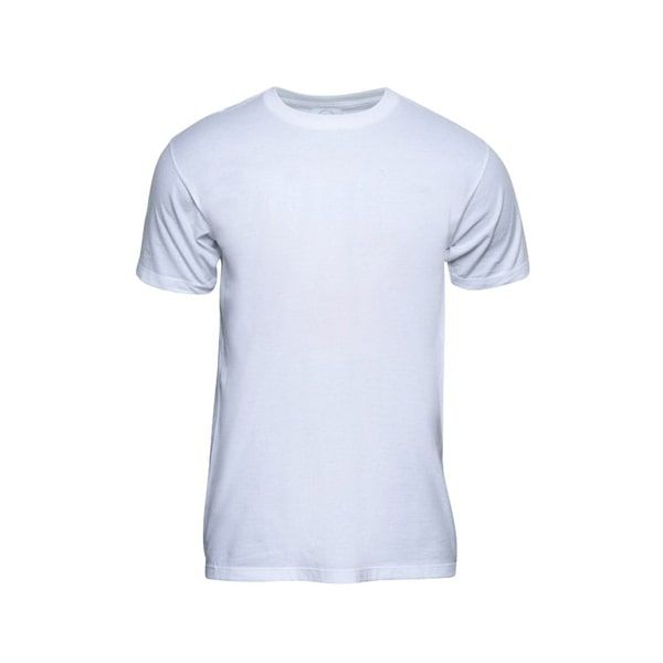 white mens Tshirt ghost apparel photography