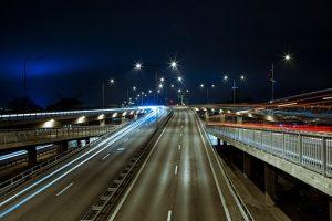 Interstate road