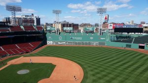 One of the most popular tourist attractions in Massachusetts is Fenway Park