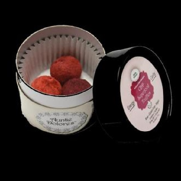 CBD Superfood Berry Truffles