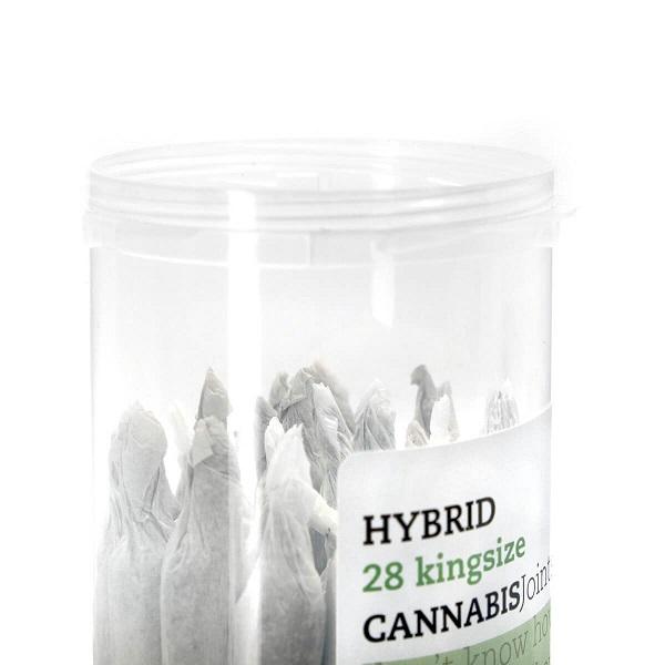 Hybrid 28 Kingsize CANNABISJoints