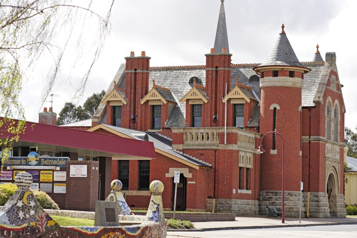 Bairnsdale Courthouse