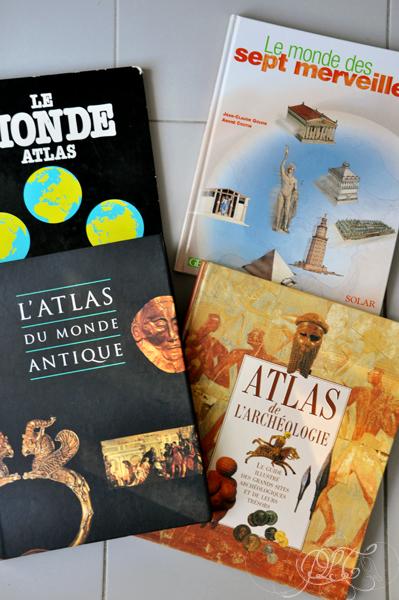 Livres pour grands Egypte