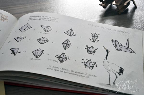 Prendre le temps - Voyageons Ludique - Asie - Grue en origami - Japon - 01