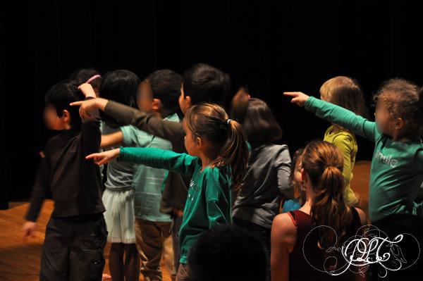 Prendre le temps - Premier spectacle de danse et de musique de Titechérie 09