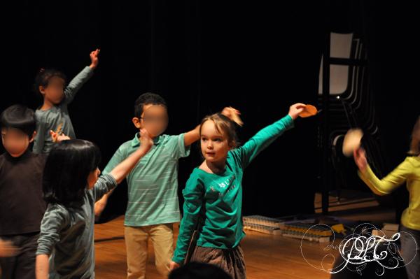 Prendre le temps - Premier spectacle de danse et de musique de Titechérie 01