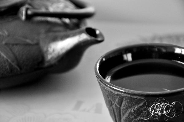 Prendre le temps - 2016projet 52 - 14 - Thé ou Café ?