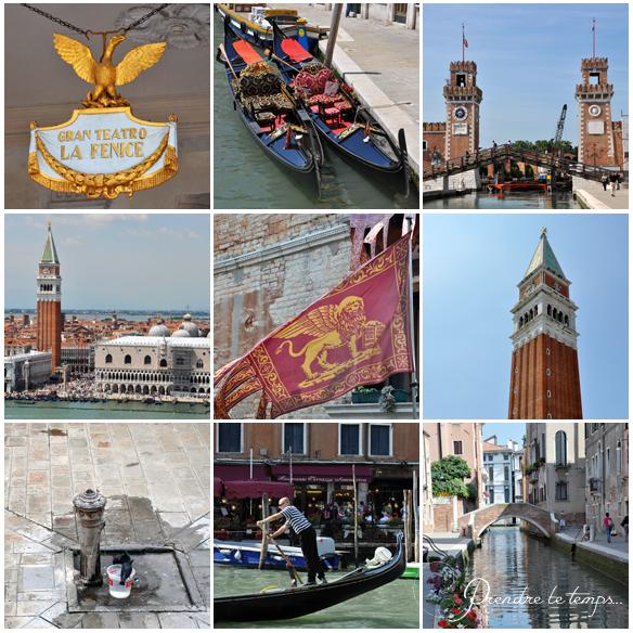 Prendre le temps - Cartes Postales 04 - Venise - voyage