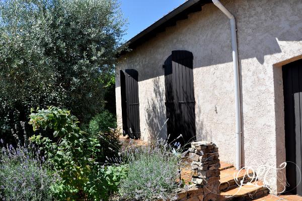 Prendre le temps - Nouvelle maison - Terrasse