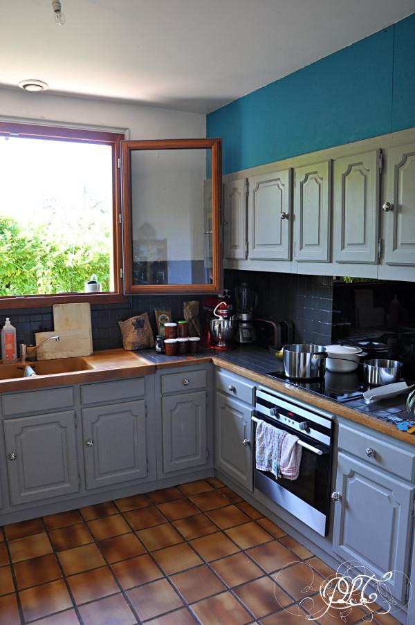 Prendre le temps - Nouvelle maison - nouvelle cuisine