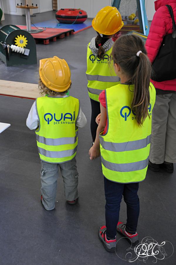 Prendre le temps - Quai des Savoirs - Quai des Petits - Toulouse