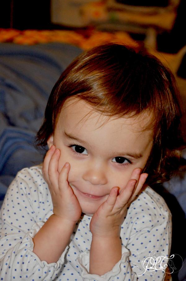 Prendre le temps - Petites histoires d'accouchement - Titechérie à 2 ans et demi