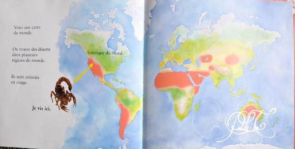 Prendre le temps - Lire - Voyageons Ludique - Déserts - Livre