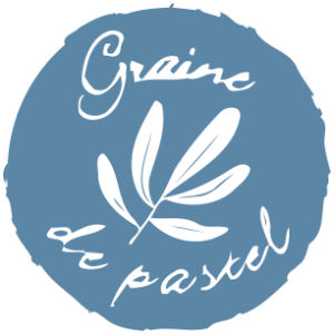 Logo Graine de Pastel
