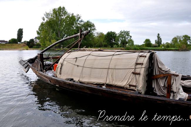 Prendre le temps - Voyage - France - Touraine - Savonnières - Bateliers du Cher