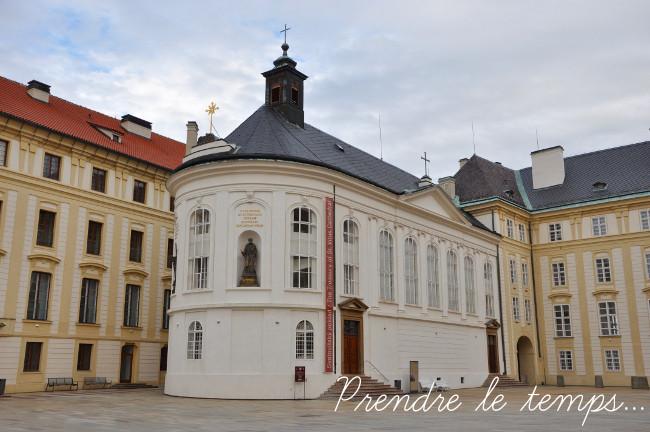 Prendre le temps - Voyage - République Tchèque - Prague - Château