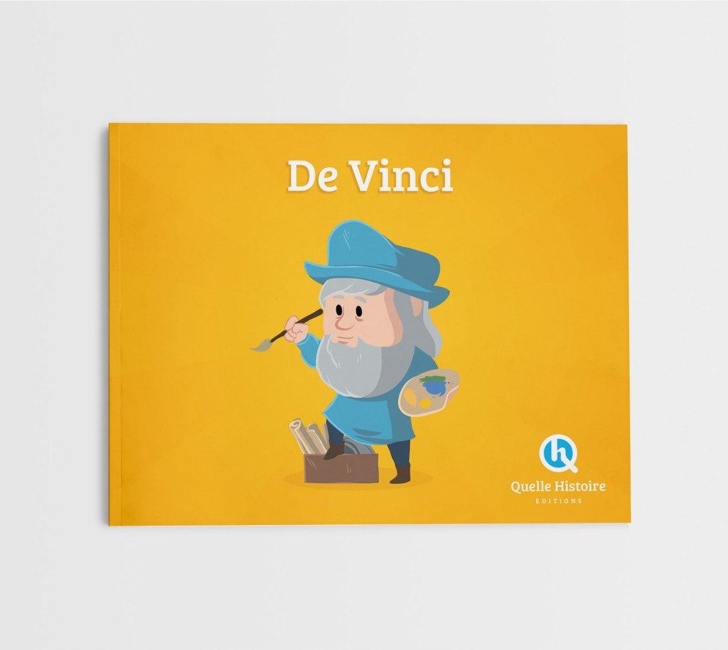 Prendre le temps - De Vinci Quelle Histoire