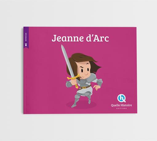Prendre le temps - Jeanne d'Arc Quelle histoire