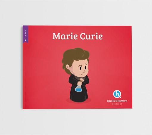 Prendre le temps - Marie Curie Quelle histoire