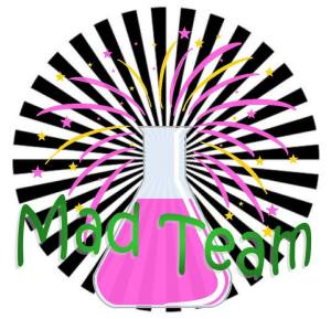 Prendre le temps - Logo Mad Team #OuiAreMadTeam #ChallengeOuiAreMakers