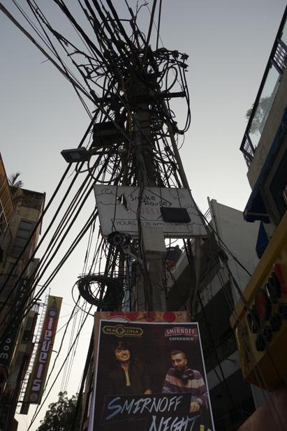 Une électricité au top