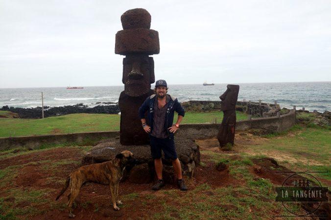 Mon tout premier Moai