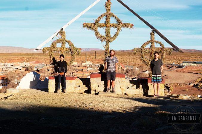 Las Tres Cruzes