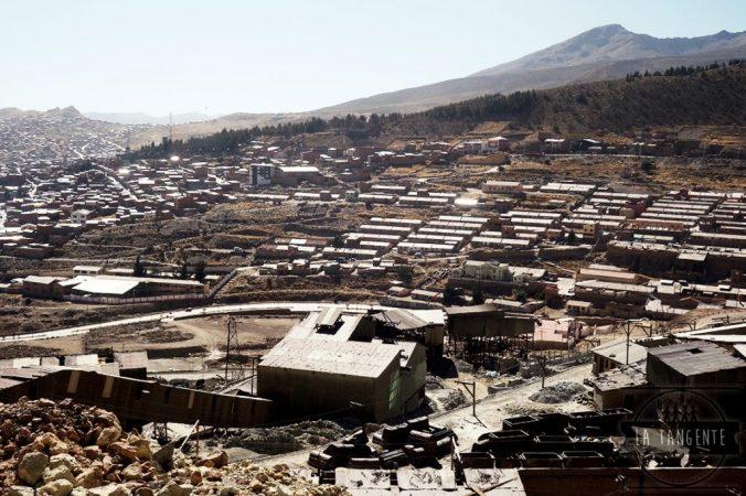 Village de mineurs