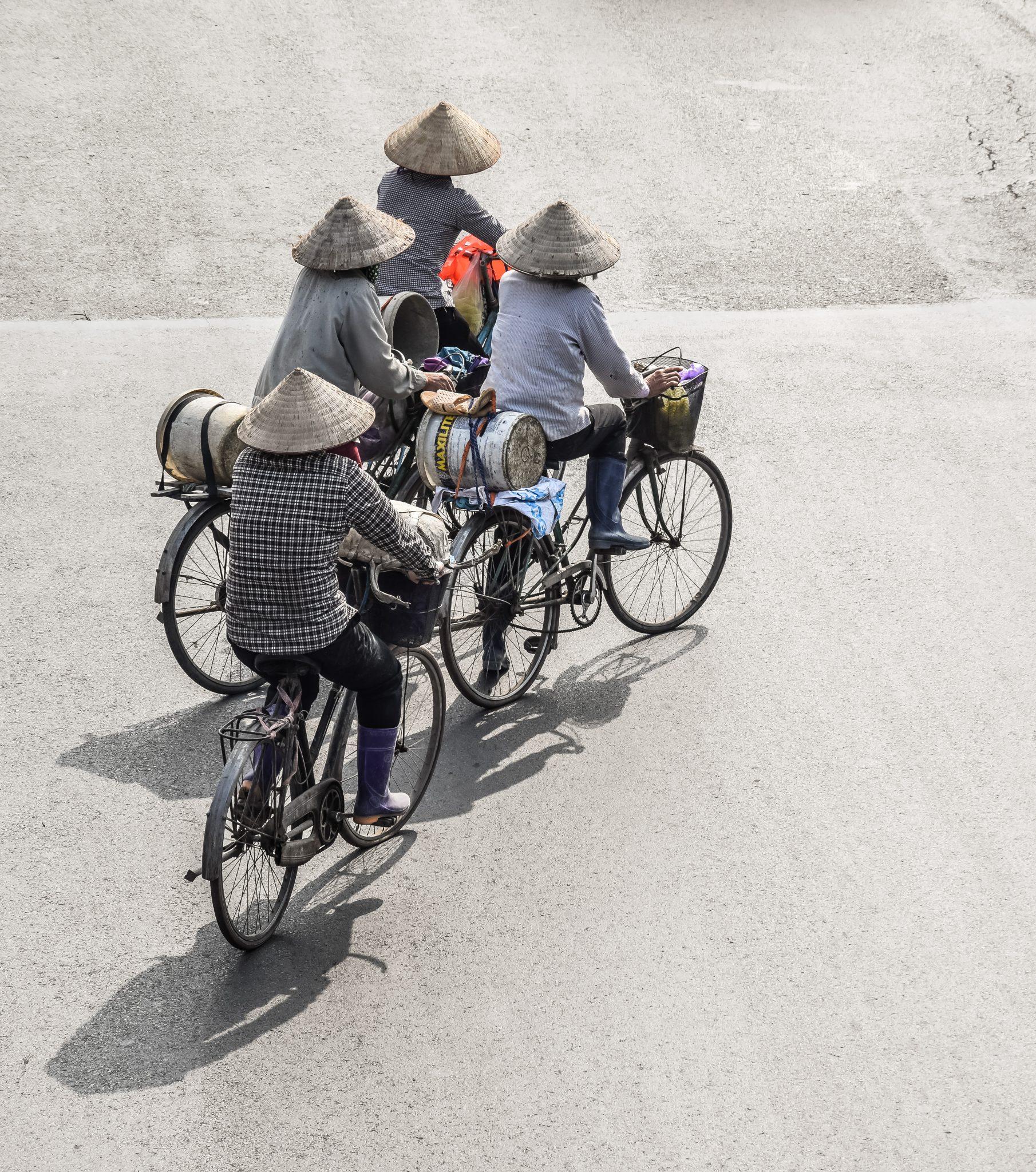 Hanoi vélo