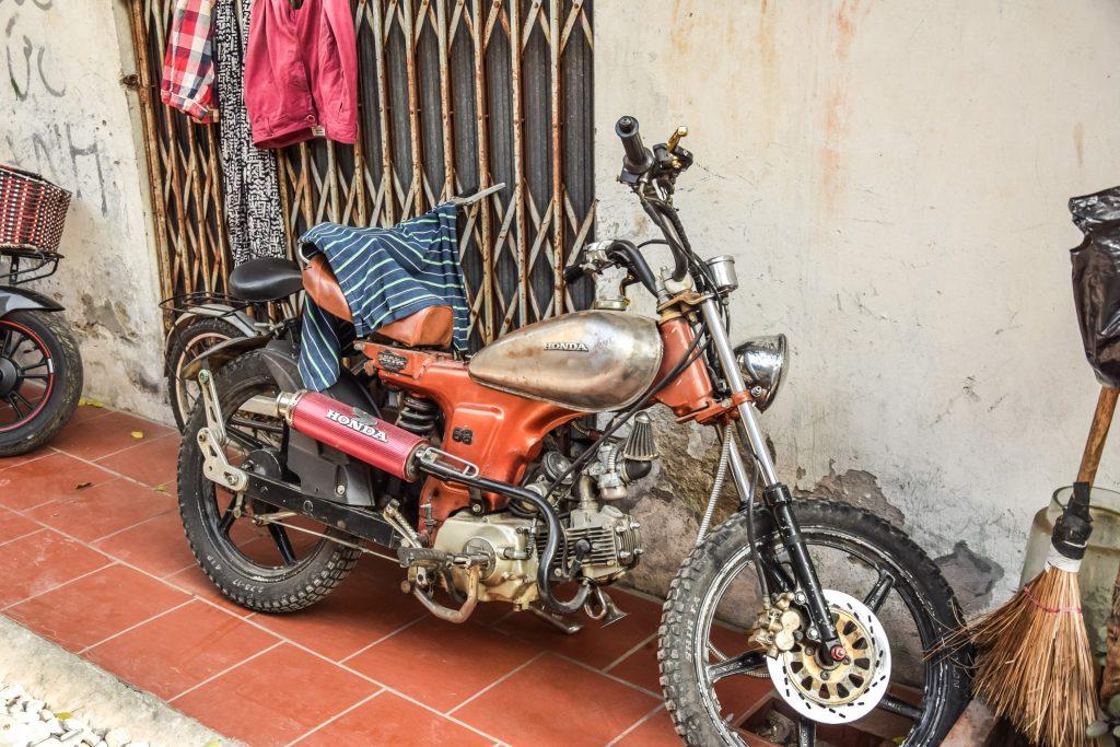moto Hanoi