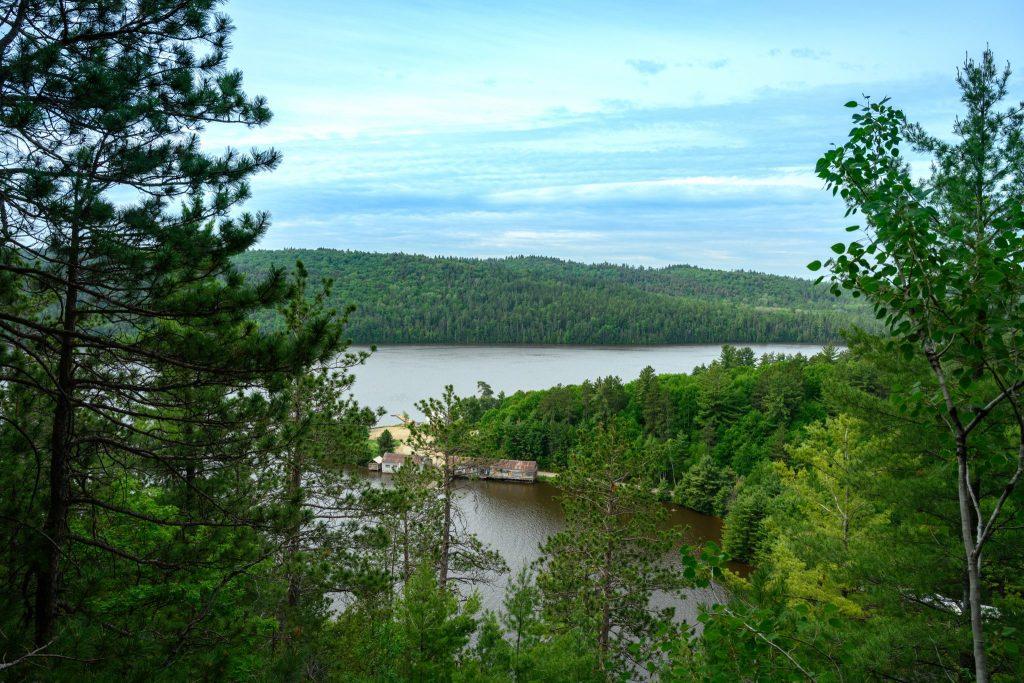 Temiscamingue lake