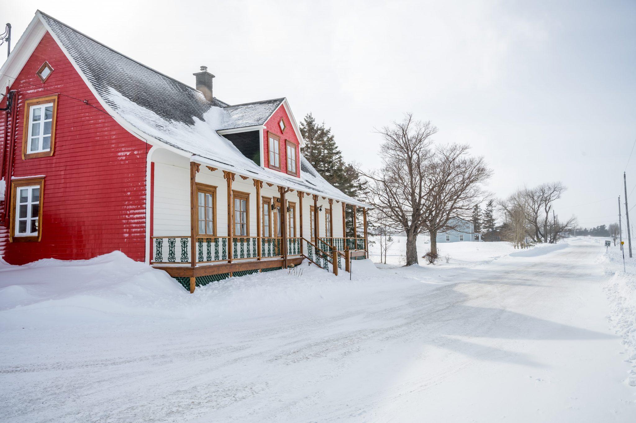 maison isle aux grues