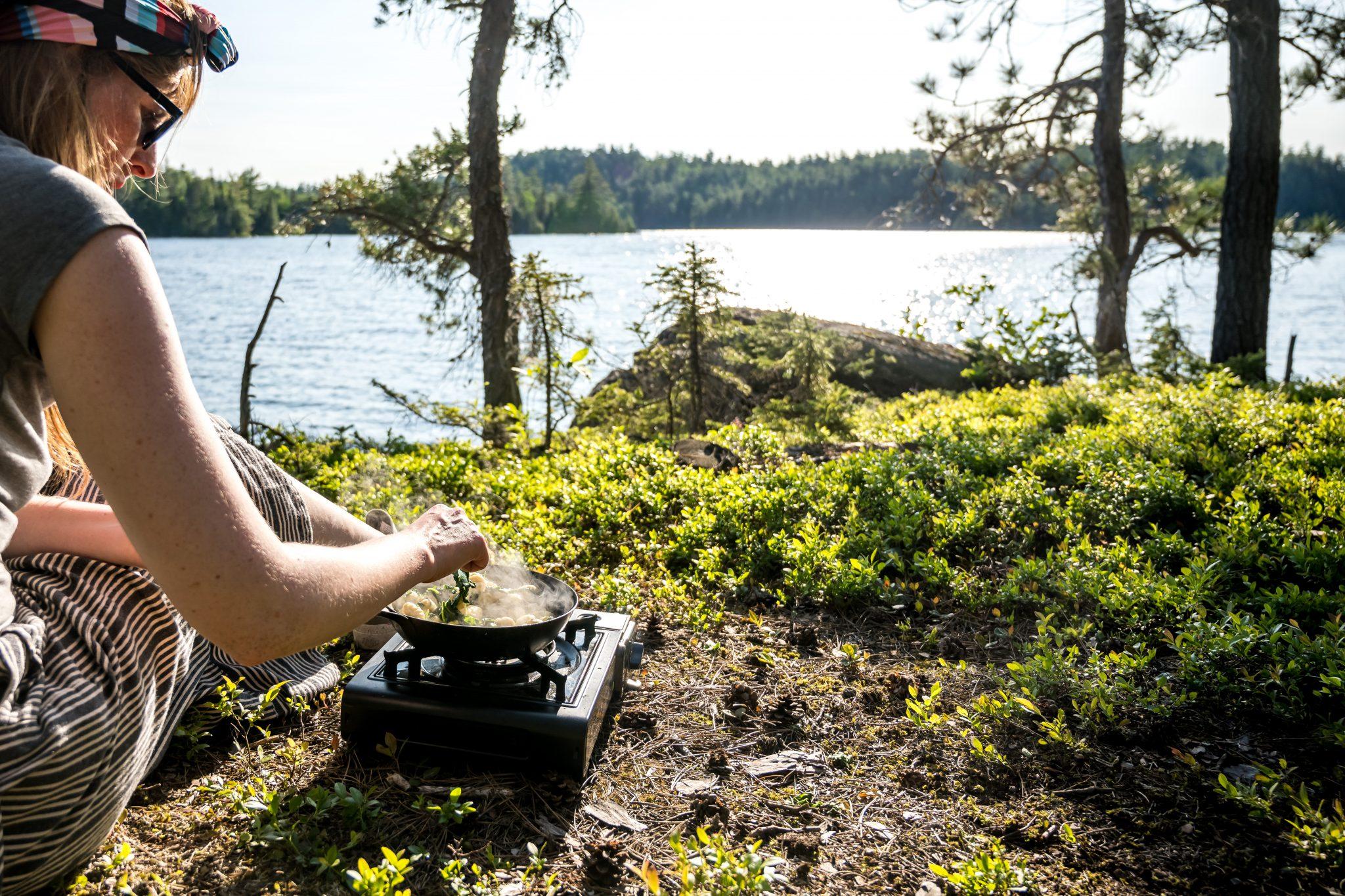 parc opémican canot-camping Québec