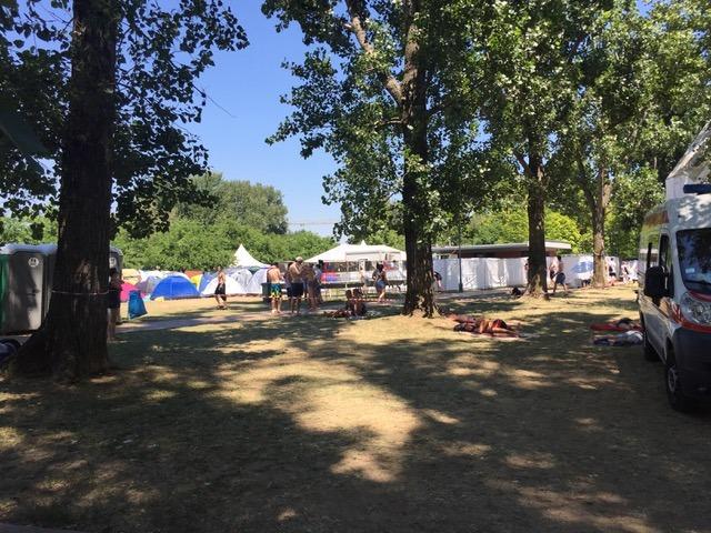 gradska plaža štrand novi sad kampovi