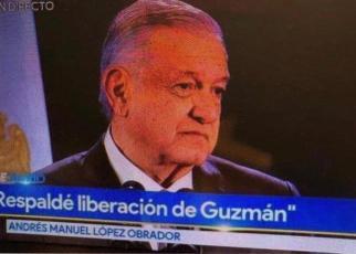 AMLO respalda liberacion del hijo del Chapo