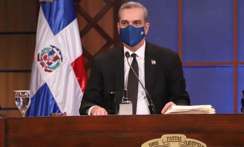 Luis Abinader / Presidente RD