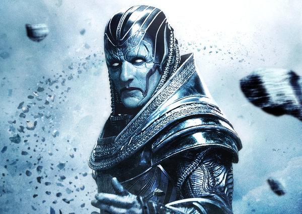Oscar Isaac interpreta a Apocalipsis | 20th Century Fox