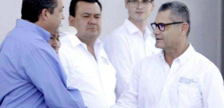 ASUME EL CAPITÁN JOSÉ JORGE ONTIVEROS MOLINA LA TITULARIDAD DE SEGURIDAD PÚBLICA EN TAMAULIPAS.